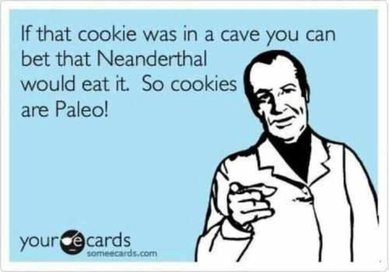 Eat that cookie!
